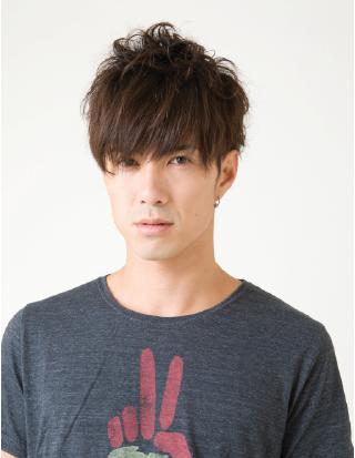 LiME HAIR SALON 古木数馬のヘアスタイル/髪型